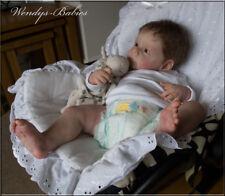 A * Wendys bébés * un magnifique réaliste reborn/nouveau-né bébé poupée garçon
