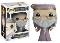 "New Pop Movies: Harry Potter - Albus Dumbledore 3.75"" Funko Vinyl COLLECTIBLE"