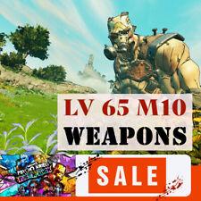 Borderlands 3 (Ps4 / Xbox) Lv 65 Mayhem 10 Weapons 🔥 Buy 3 Get 3 Free🔥 Bl3 Gun