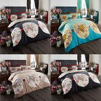 Ooh La La Paris Duvet Cover & Pillowcases Quilt Cover Bedding Set All Sizes