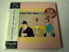 "Alice Cooper ""Pretties For You"" Japan mini LP SHM CD"