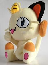 Big 12 inches Wow Pokemon Meowth Plush Stuffed Doll Soft PNPL8195