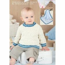 Sirdar Baby Sweaters Patterns