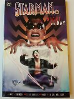 DC COMICS TPB STARMAN NIGHT AND DAY James Robinson Tony Harris graphic novel pbk