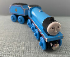Wooden Thomas The Tank Engine Trains For Brio Gordon And Tender Fits ELC Big Jig