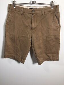 Just Jeans Mens Chino Shorts Size 32 Camel true to size Cotton good condition