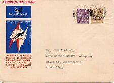 Aviation Pre-Decimal Great Britain Event Stamp Covers