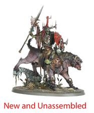 Warhammer Aos Age of Sigmar Killaboss on Gnashtooth Kruleboyz Orruk Warclans