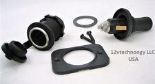 Appliance Heavy Duty 12 volt 20 amp Accessory Lighter Rugged Socket & Plug