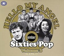 UK 60s Beat CD Sampler : HELLO MY ANGEL (Ember Sixties Pop Volume 3)