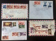 Vietnam Viet Nam Collection Lot Cover Lettre Indochina Australia Singapore