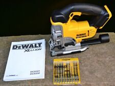 DeWALT DCS331 CORDLESS 18V 400W XR Li-ION PENDULUM ACTION JIGSAW - BARE UNIT