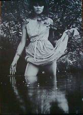 MIRROR OF VENUS WOMAN IN LAKE WINGATE PAINE Vintage 1968 poster 28x40 MINT ROLL