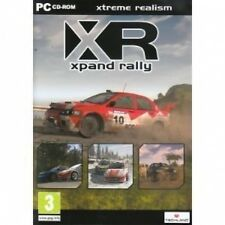 Xpand Rally (PC GAME) NEW SEALED