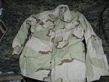 medium long US army GI military DCU desert 3 color camo NEW jacket coat cold