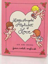 Little Angels Alphabet of Love Book Valentine Joan Walsh Anglund paperback 1997