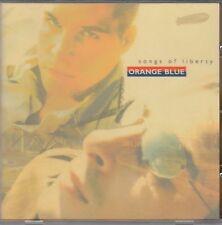 Orange Blue - Songs of Liberty, CD