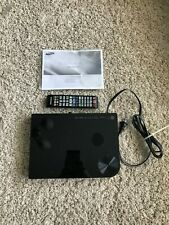 Samsung BD-F5700 Blu-ray Player - barely used - with remote and user manual