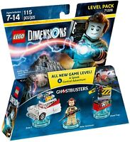 LEGO Dimensions - Ghostbusters Level Pack (71228) ~ Check out our Jurassic Promo