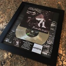 Whitney Houston I'm Your Baby Platinum Record Album Disc Music Award Grammy Riaa