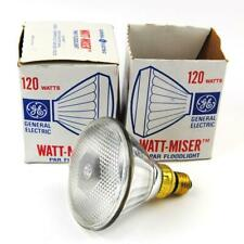 Wattmiser Par Floodlight 120 Watts x 2 Large Screw FREE UK Postage