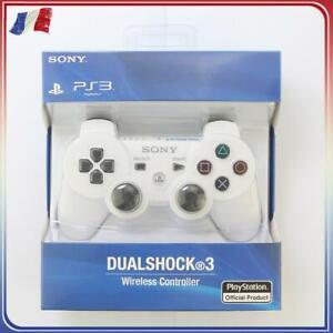 Pour Sony PlayStation 3 Manette de jeu DualShock sans fil Bluetooth 6 axes Neuf