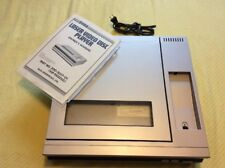 VTG. Rare SEGA Video Disc Player System Model No.VIP9500SG With Manual Hitachi