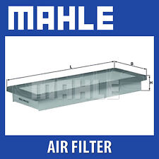 MAHLE Air Filter - LX2033 (LX 2033) - Genuine Part