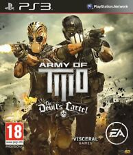 Army Of Two The Devil's Cartel PS3 Digital Download