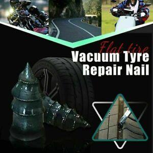 Tubeless Tyre Repair Rubber Nails Vacuum Tyre Repair Nail For Motorcycle UK