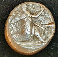 Siclo Xerxes II 485 a 420 A.C. Sardis plata @ Bella @