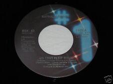 "NATHALIE SIMARD Un Tout Petit Bikini w/Instrumental 45 RPM 7"" Disques #1 NOX-83"
