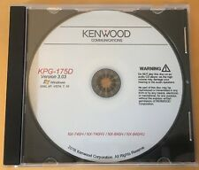 Kenwood KPG-175D Version 3.03 For NX-840H NX-840HU Programming Software Windows