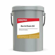 Bar and Chain Oil - 5 Gallon Pail