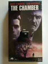 The Chamber  ( VHS ) Chris O'Donell, Gene Hackman, Faye Dunaway