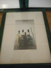 Vintage Framed Original Limited Edition Print by Patrick Whalen numbered/signed