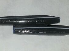 Avon Aero VOLUME Mascara Blackest Black  0.247 oz. (each) Lot of 2