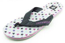 Converse Flip Flops Black Synthetic Women Shoes Size 11 Medium (B, M)