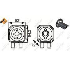 Nrf refrigerador del aceite aceite del motor para VW AUDI SEAT 2614818