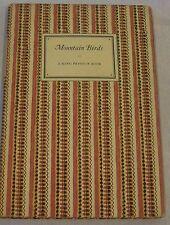 Mountain Birds A King Penguin Book 1st Edition 1952