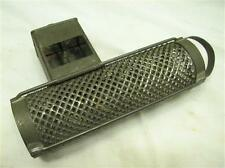 Tin Nutmeg Spice Grater Grinder Kitchen Tool The Edgar Chocolate Cheese Grater