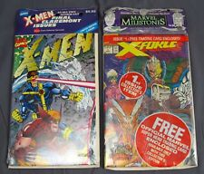 Marvel Milestones XForce Spiderman Quasar & X-Men Final Claremont Issues 3 Packs