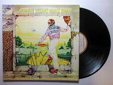Elton John Signed 'Goodbye Yellow Brick Road' Vinyl Album EXACT Proof JSA COA