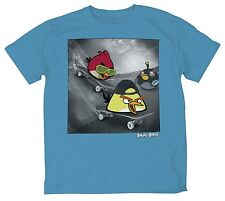 Angry Birds Video Game T-Shirt Skateboard Skater - Youth XXL 18/20 - New w/Tags!