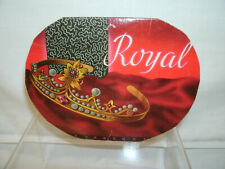 Vintage Advertising--ROYAL-Sewing Needle Book--Sewing/Darning--Germay Incomplete