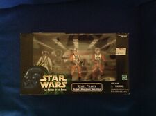 Star Wars The Power Of The Force Rebel Pilots 3 Action Figure Set - Hasbro 1999