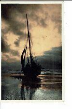 CPA - Carte postale - Belgique - Bredene - La mer -Paix du Soir-1960-S1953
