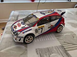 Tamiya Ford Focus Rs Wrc Wheels X4Ws 50861