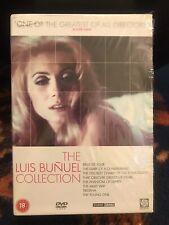 The Luis Bunuel Collection PAL Arthouse 7-DVD Set Catherine Deneuve STUDIO CANAL
