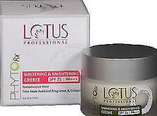 Lotus Professional Phyto-Rx Whitening & Brightening Creme-50g-
